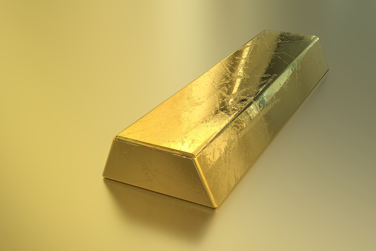 Investement Gold Goldbarren Goldkurs Anleger